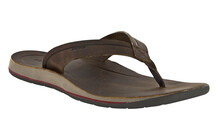 Teva Ladera Toe Post tong Homme marron